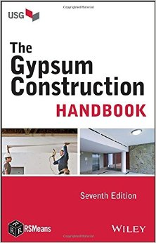 Gypsum Construction Handbook. United States Gypsum Assoc.