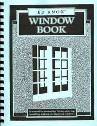 Window Book. Ed Knox.