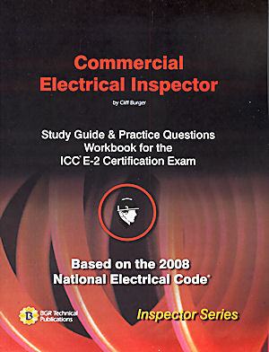 Commercial Electrical Inspector. Cliff Burger.