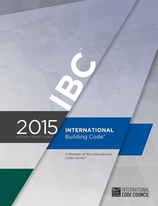 2015 International Building Code Softcover (IBC 15). 3000S15.