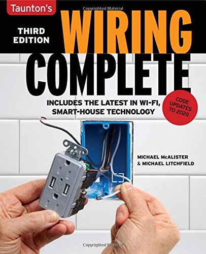 Wiring Complete 3rd Edition. Michael McAlister, Michael Litchfield.