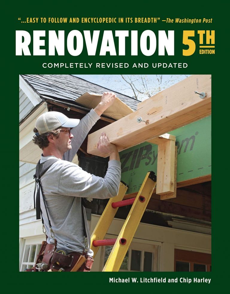 Renovation, 5th. Edition. Michael Litchfield, Chip Harley.
