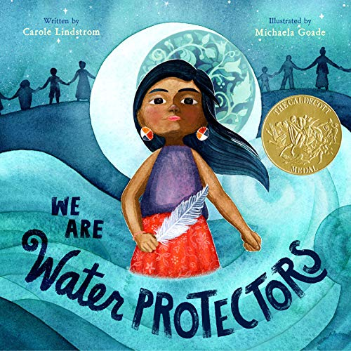 We are Water Protectors. Carole Lindstrom.