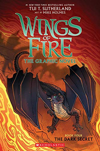 Wings of Fire: #4 The Dark Secret (graphic novel). Tui Sutherland.