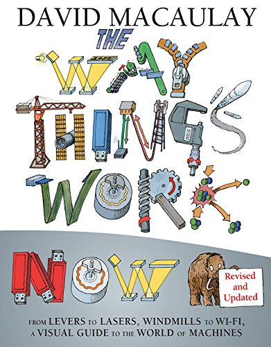 The Way Things Work Now. David Macaulay.