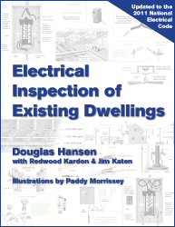 Electrical Inspection of Existing Dwellings. with Redwood Kardon, Jim Katen