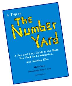 A Trip to the Number Yard. Alan Cook