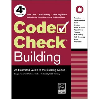 Code Check Building 4th Edition. Douglas Hansen, Redwood Kardon