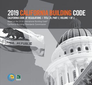 2019 California Building Code, Title 24 Part 2 (2 Volume Set). CBSC-ICC 5520L19