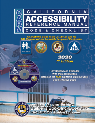 2020 CARM: California Accessibility Reference Manual. Edited Oussa Awad