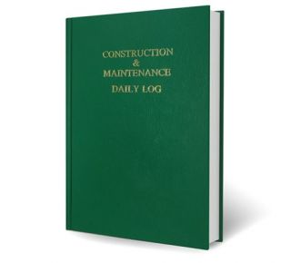 Construction & Maintenance Daily Log. Safety Meeting Outlines