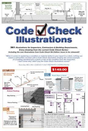 Code Check Illustrations. Douglas Hansen, Redwood Kardon