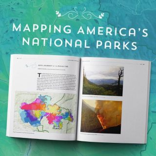 Mapping America's National Parks : Preserving Our Natural and Cultural Treasures